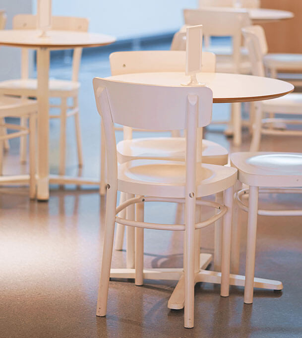 Catering furniture supplier